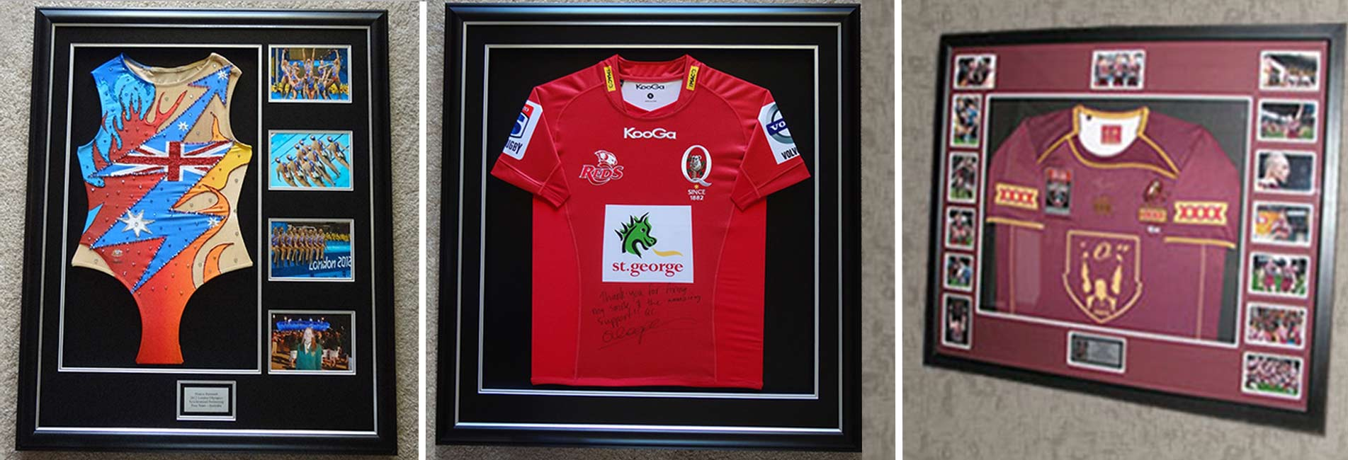 Image result for What items are to be involved in a business of memorabilia framing?
